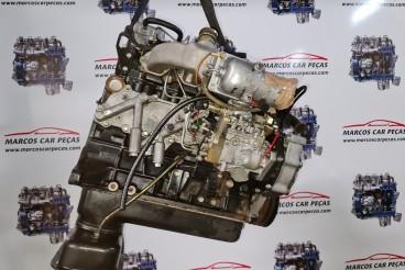 Motor Nissan Cabstar REF, BD30 Bomba mecanica