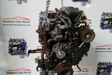Motor Isuzu 2.5 Atmosférico REF. 4JA1