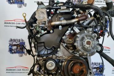 Motor Nissan Navara D40 2013 2.5dci 190cv REF. YD25