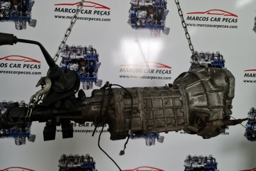 Caixa de velocidades manual 4X2 Mazda B2500 REF. WL