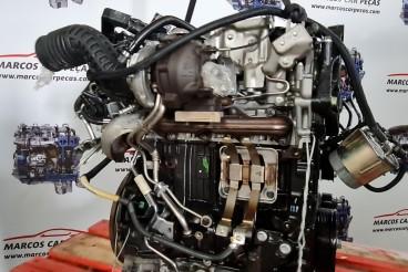 Motor Nissan Qashqai 2.0dci REF. M9R830   M9R832