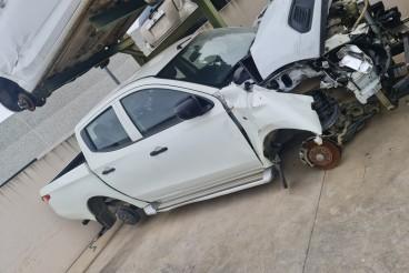 Mitsubishi l200 2018 P. Peças REF. 4N15