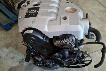 Motor Audi A4 1.9TDI, 130CV 2003 REF. AWX   (AVF)