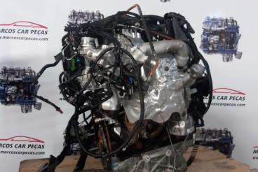 Motor Renault master 2.3 BI Turbo tração trazeira REF. M9TA700 ( M9T700 )