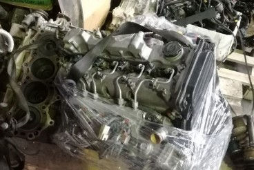 Motor Isuzo Rodeo 4JH1 3.0