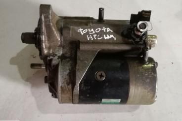 Motor de Arranque Toyota Hilux Ref-01M25