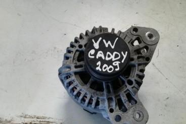 Alternador V.W Caddy 2009