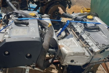 Motor completo Land Rover Discovery  td5 2001 ref, 10P