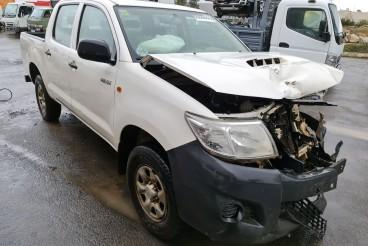 Toyota Hilux  2.5 D4D 2014 para peças